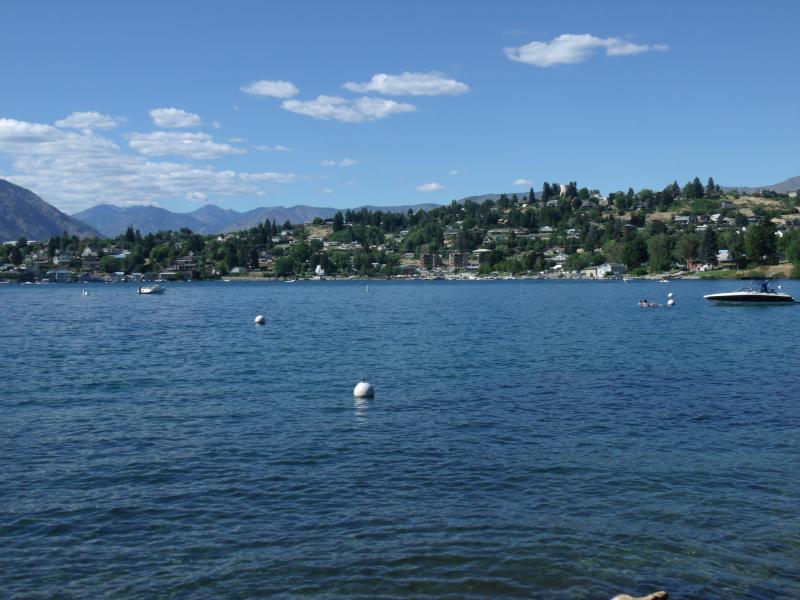 Beautiful view of Manson Bay