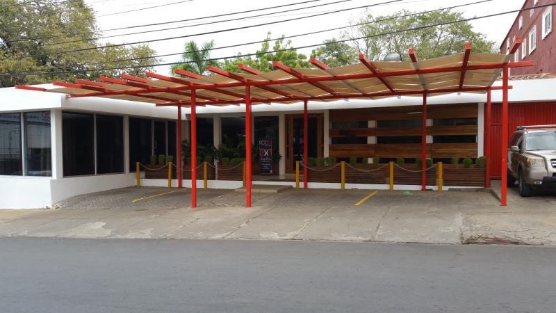 riCCO. International Cuisine Restaurant. 1/2 block away