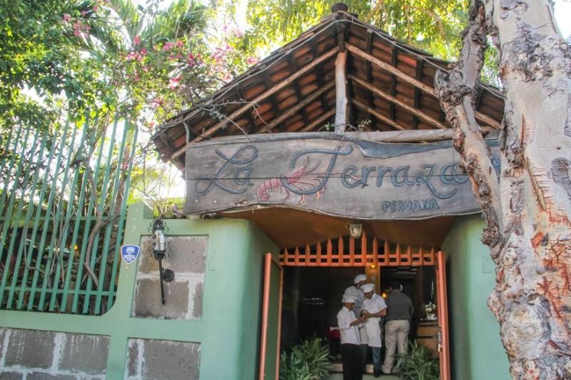 Terraza Peruana. Peruvian Restaurant