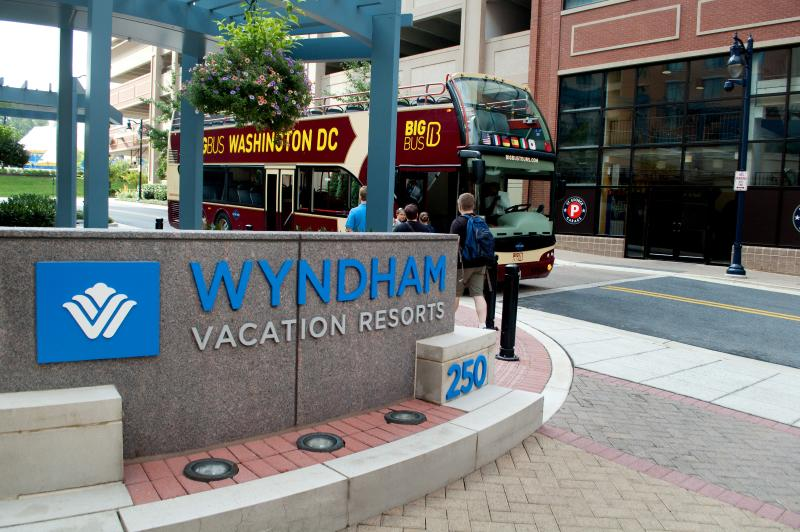 Wyndham National Harbor Vacation Resort