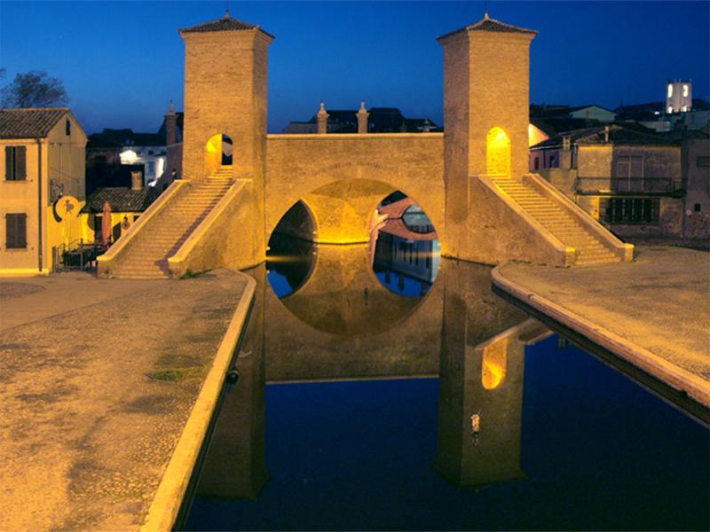 Dintorni: Trepponti di Comacchio
