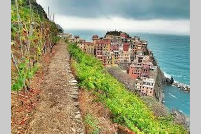 Cinqueterre: wonderful hiking trails