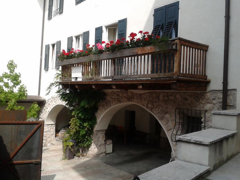 Casa Cecilia, Ferienwohnung in Ultimo (Ulten)