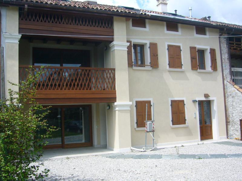 CASE AL PIZZOCCO vicino al PARCO DELLE DOLOMITI p2, vacation rental in Umin