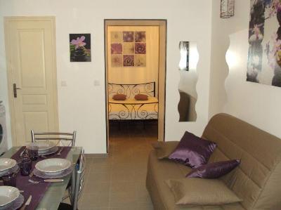 Appartement saisonnier proche de corte, location de vacances à Vénaco