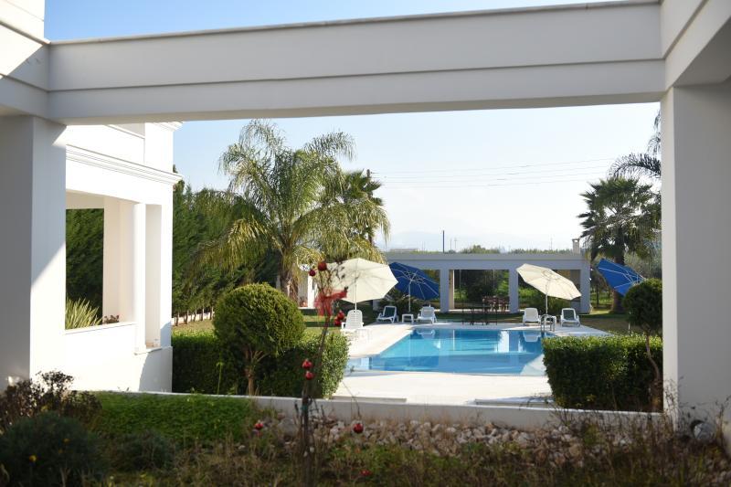 Villa  Katiana pool