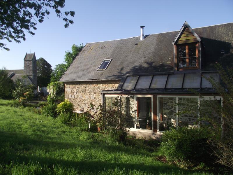 Ein charmantes Haus in der Nähe des Mont Saint-Michel