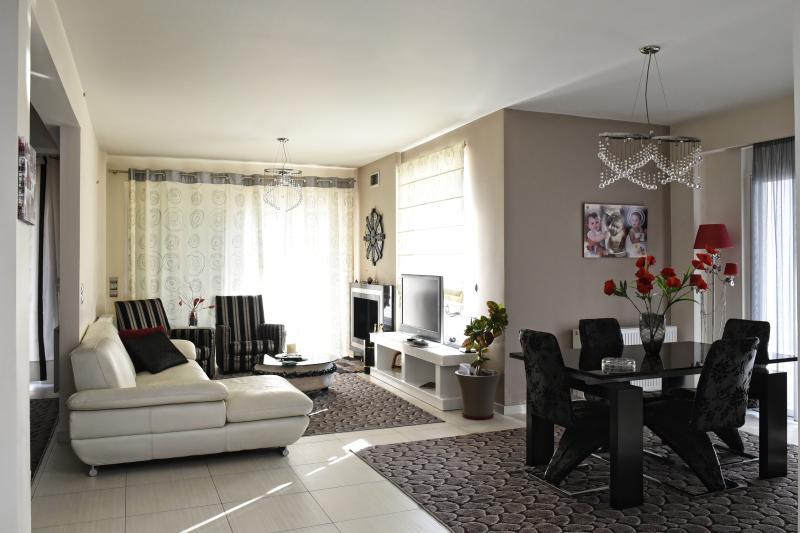 Villa Katiana living room 1
