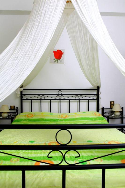 Bedroom on the ground floor