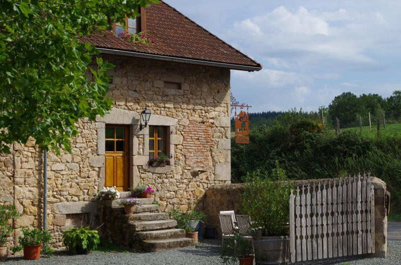 voorkant La vieille maison