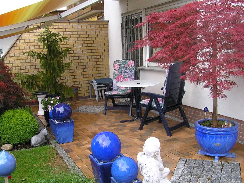 4*2-Zimmer Ferienwohnung/Terrasse in Bad Bocklet, holiday rental in Bad Neustadt an der Saale