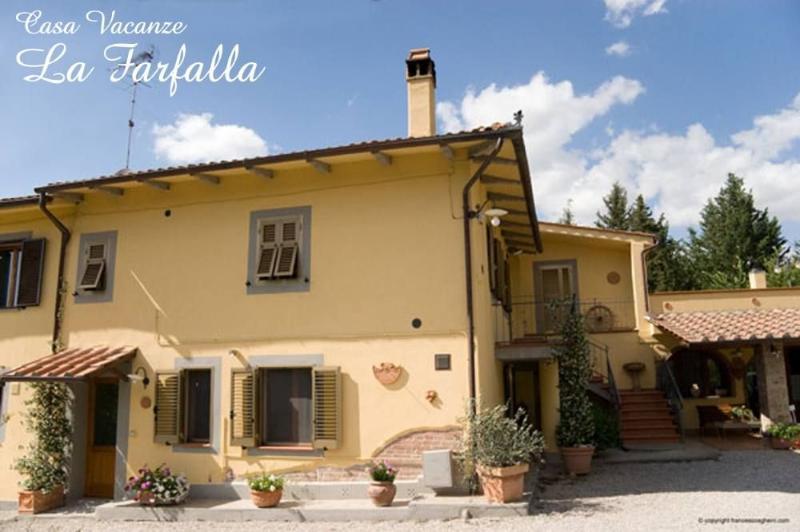 Casa Vacanze 'La Farfalla' - Papillon, vakantiewoning in San Miniato