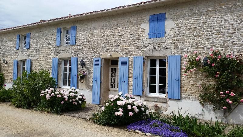 Le Clos de la Vigne en Vendée