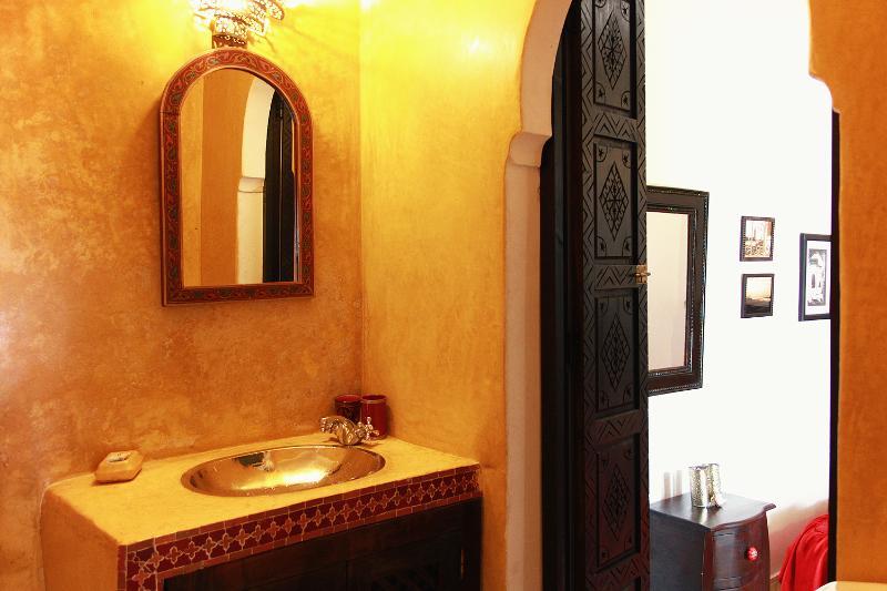 Chambre Coriandre Salle de bains