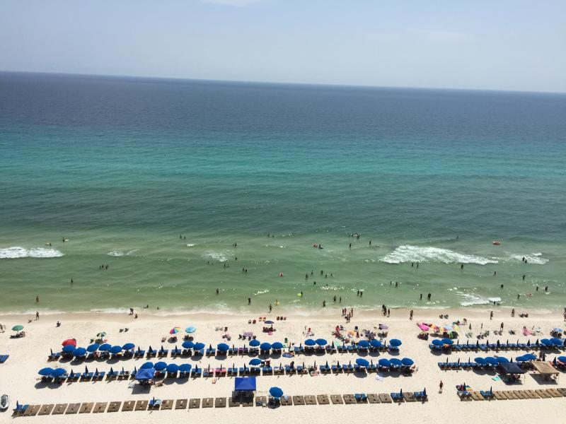 Calypso Beach Front Condo 1506E- Amazing Gulf View, holiday rental in Panama City Beach