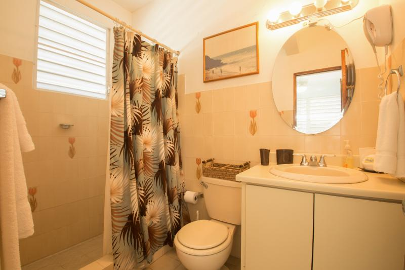 One of the 4 Full Bathrooms