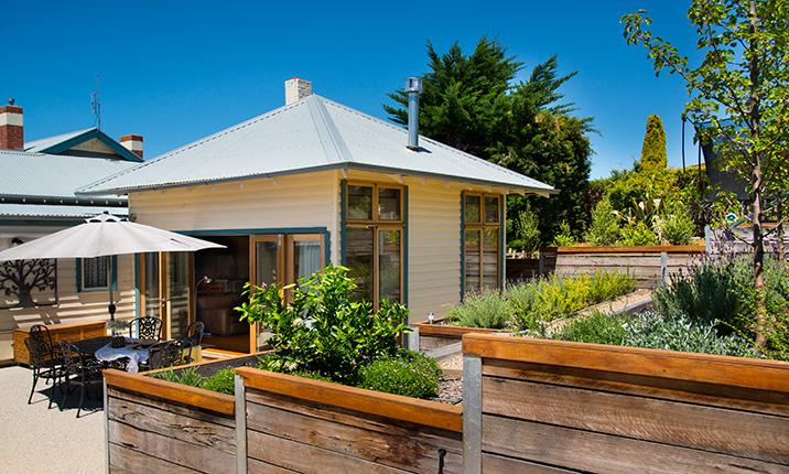 Daylesford Accommodation Escapes - Hillside