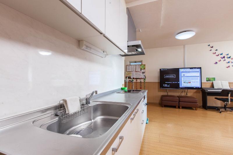 Lounge - Kitchen