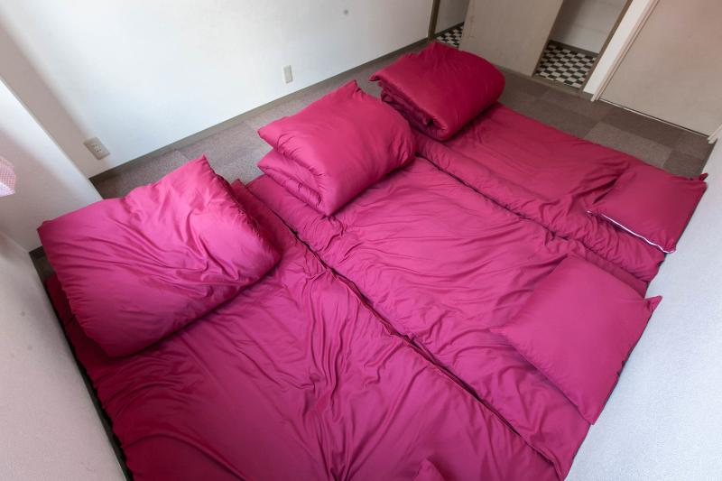 The Three Bed Room