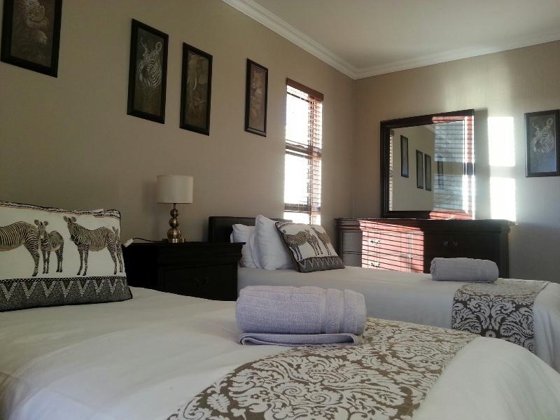 Single bedroom.