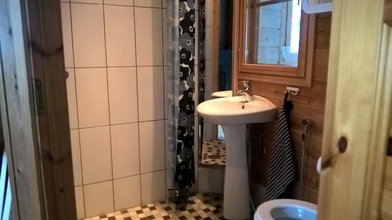 Two toilettes