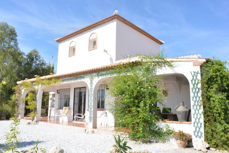 Vinuela peaceful holiday in beautiful surroundings, holiday rental in Puente Don Manuel