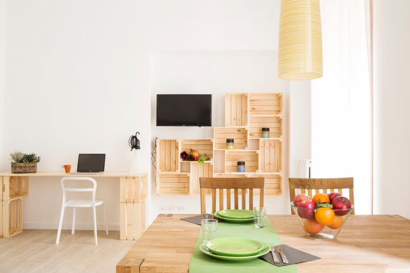 TorinoToStay Apartments - 'La casa del mercato', Ferienwohnung in Turin