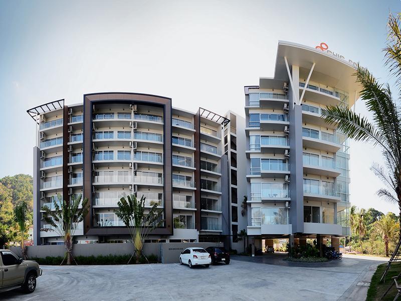 Karon Chic Seashore Apartment, holiday rental in Ban Khok Chang