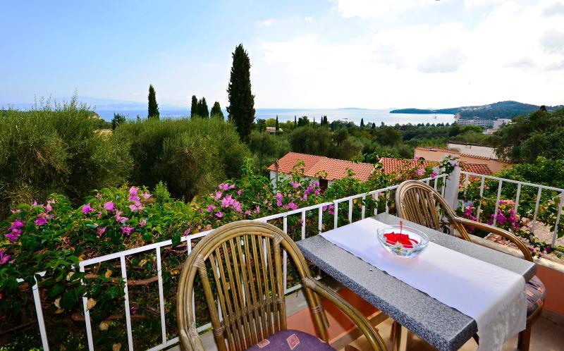 Upper Floor Balcony view