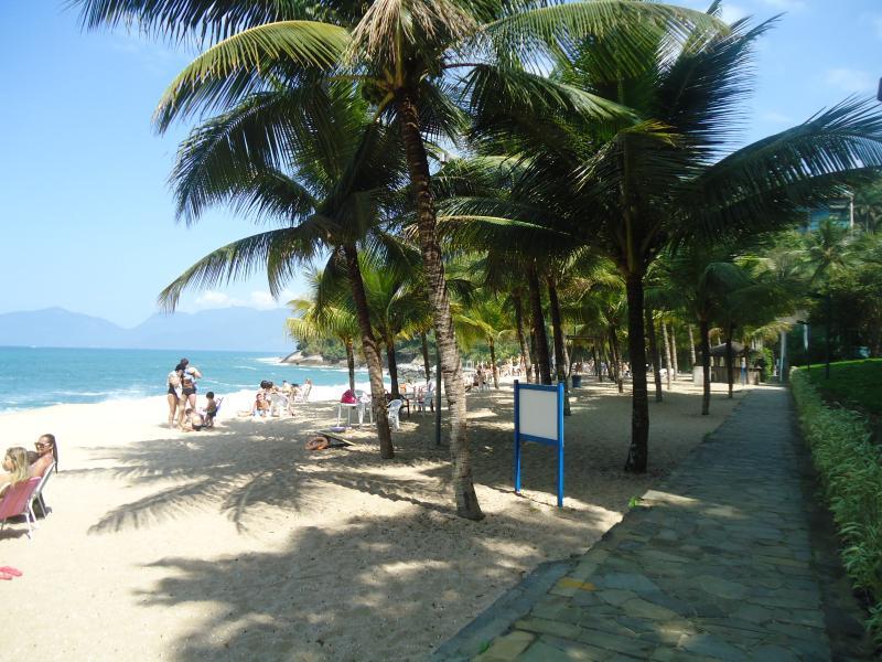 Praia perto do Restaurante