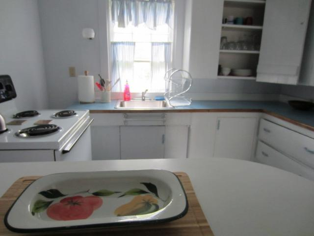 a clean, well-appointed kitchen