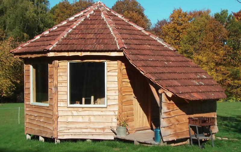 La cabane en bois, holiday rental in Bains-les-Bains