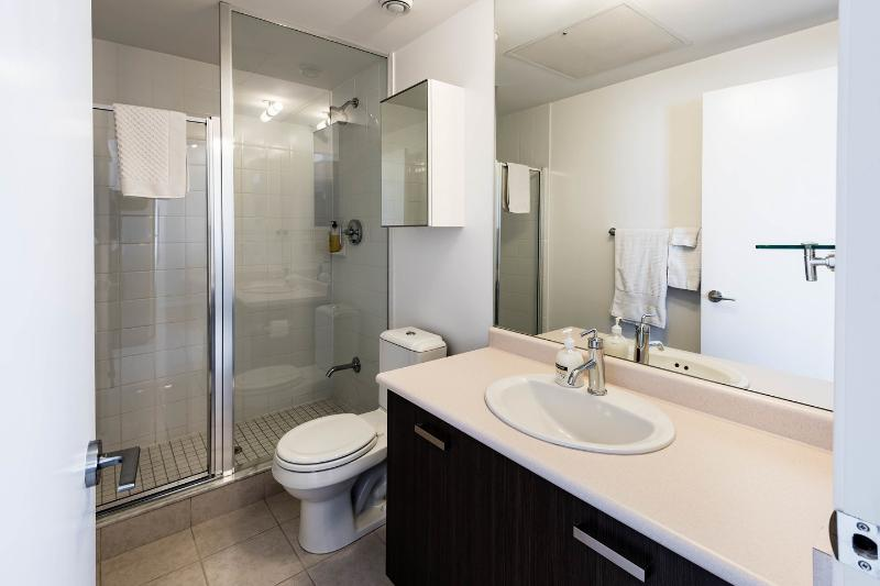 Second Bathroom with stand up Shower