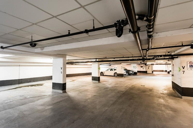 Secure Underground Parking (additional cost)