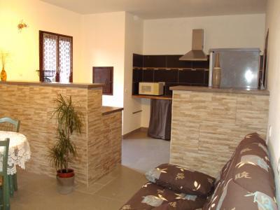 Appartement de 90 m2 proche de Corte, location de vacances à Vénaco