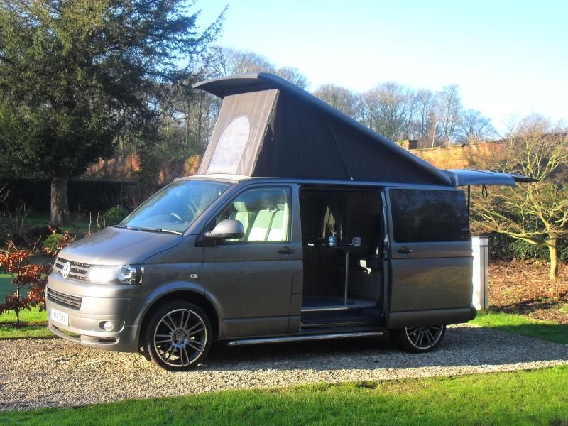 2014 T5 VW Campervan with full conversion. Sleeps 4