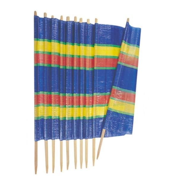 Windbreak for use by guests.