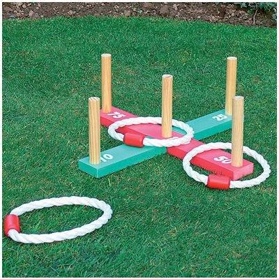 Outdoor Games for guest use.