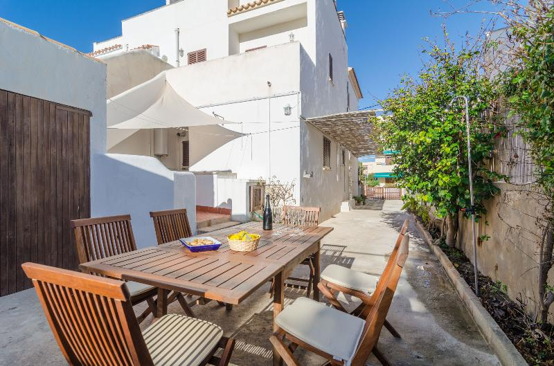 SON HOMS - Chalet for 6 people in Colonia de Sant Jordi, vacation rental in Colonia de Sant Jordi