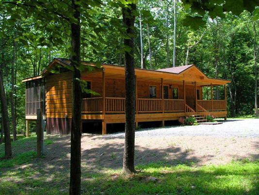 Sleepy Creek Retreat, holiday rental in Mercersburg