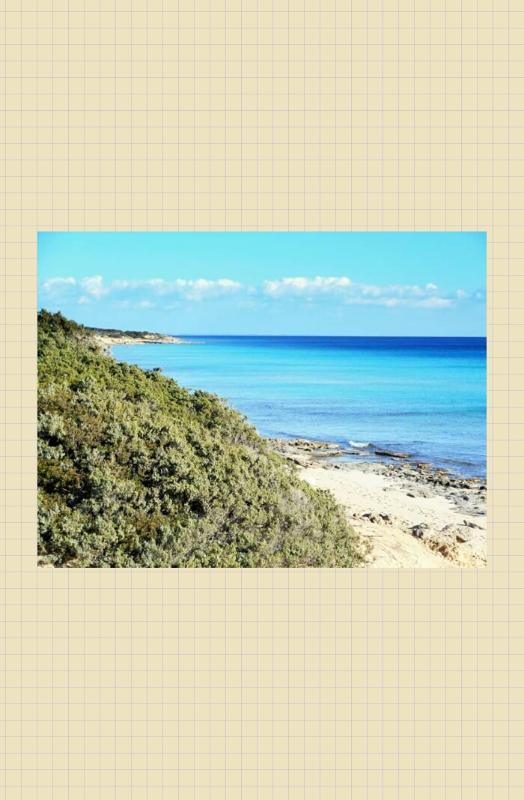 À deux kilomètres, vous pourrez visiter les magnifiques falaises de Monaco Mirante