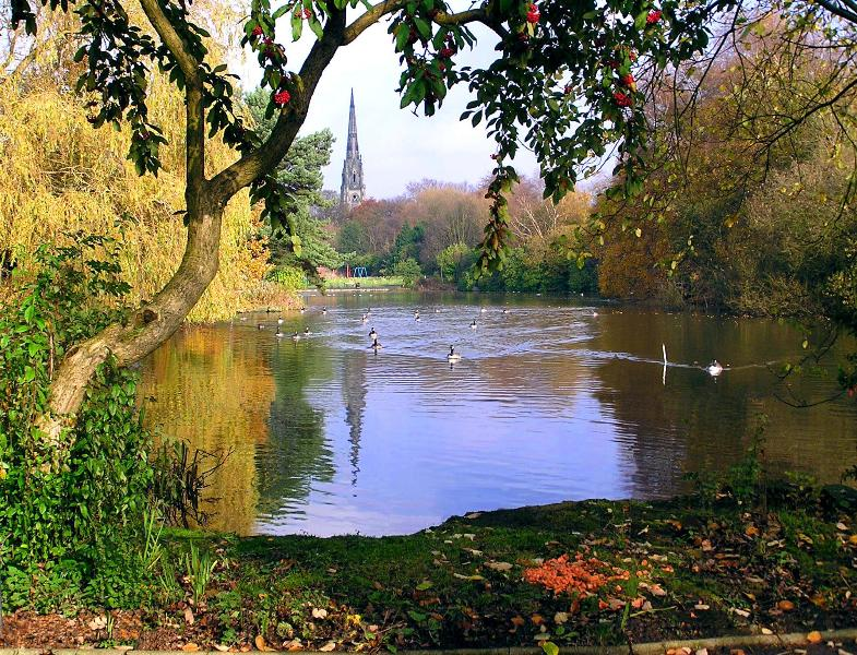 Broughton Park - 3 minute walk