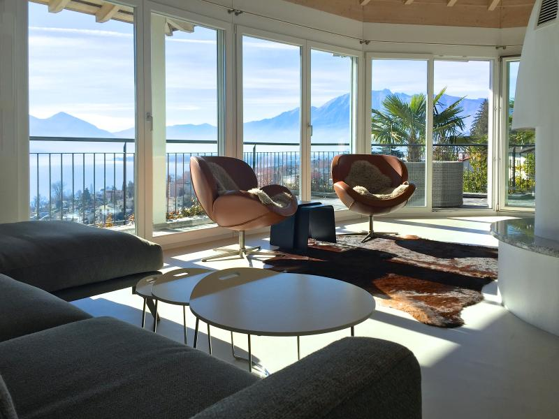 Villa Bella Vista, casa vacanza a Lago Maggiore