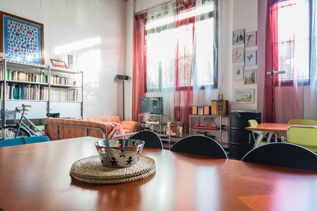 Design loft in Milan Loft Certosa, vacation rental in Bollate