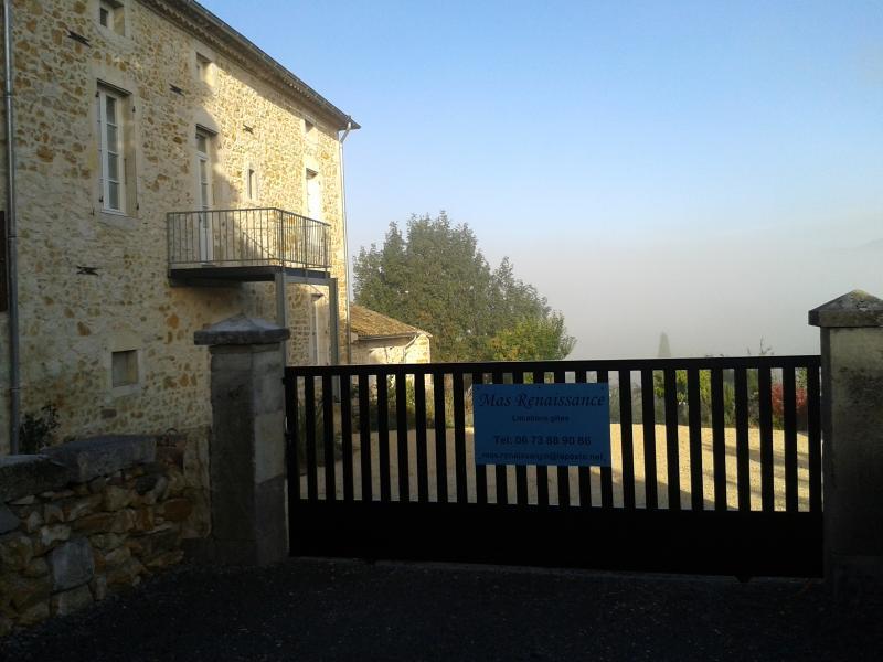 Mas Renaissance gîte La Symphonie ***, holiday rental in Vallon-Pont-d'Arc