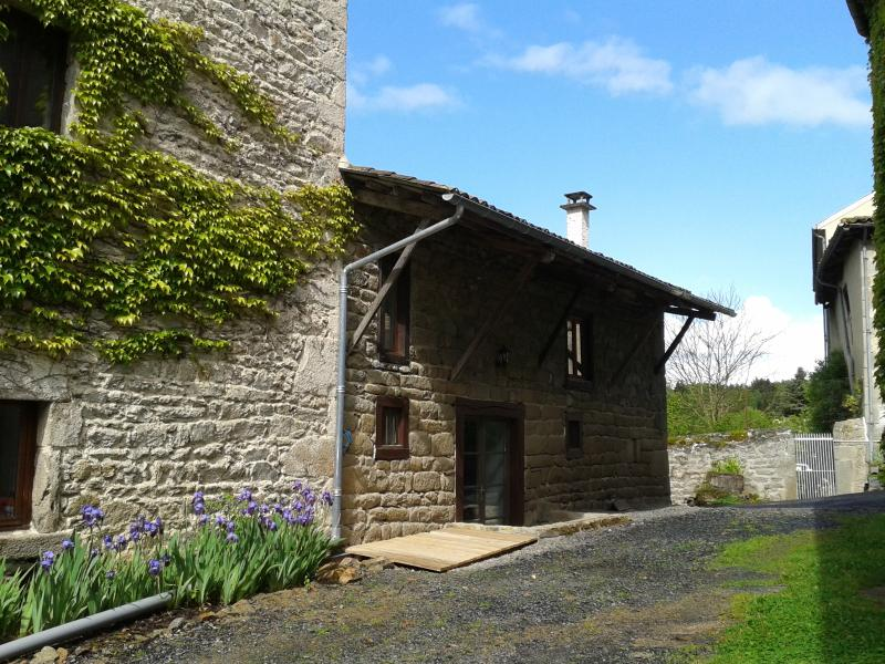 L'ancien Relais de Poste, holiday rental in Orleat