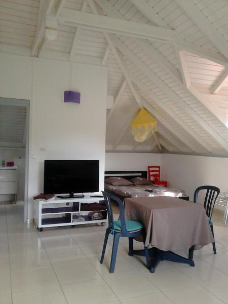 GRAND STUDIO 4/6 PERS.PROCHE BOURG TOUT CONFORT, holiday rental in Iles des Saintes