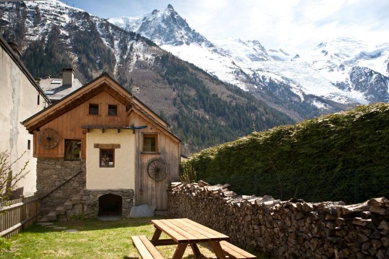Chalet le Flocon Chamonix