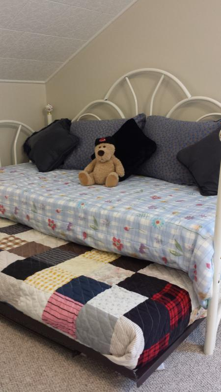 trundle bed (2 single)