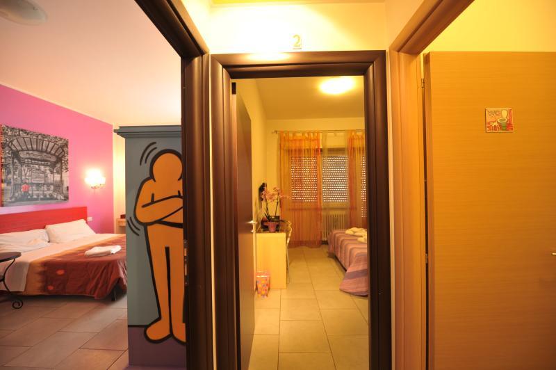 ingresso camere da letto